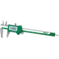 "1118-150B INSIZE Electronic Digital Calipers, Water proof, IP67, 6"", Fitted case"