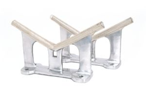 Cylinder Head holder, V Style Aluminum Head Holders pair