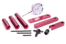 Pinion Depth Gauge, Dial Indicator, Pinion Setting Tool Kit